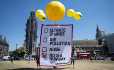 UK environment policies in tatters, warn green groups