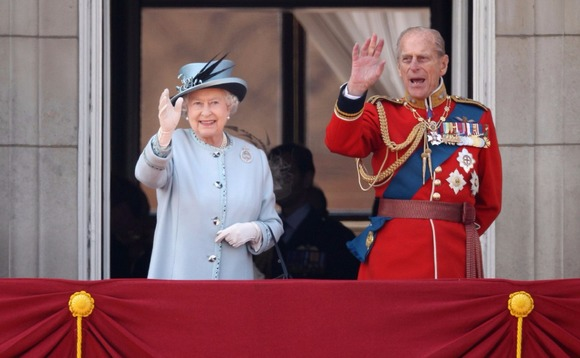 The Queen and Duke of Edinburgh will soon wave goodbye to plastic straws at Buckingham Palace