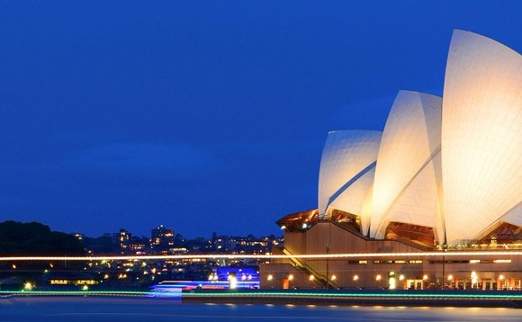Sydney Opera House targets 'carbon neutral' status by 2023