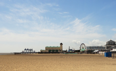 Rising seas: Work begins on £40m tidal defence scheme in Great Yarmouth
