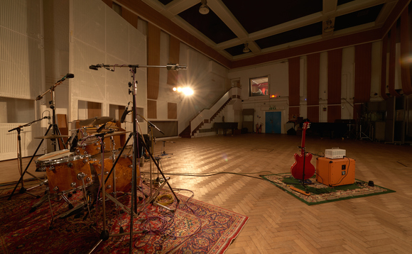 Here comes the sun's power: Abbey Road Studios signs up to renewable electricity tariff