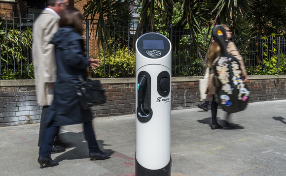 Charge point milestone heralds London's rapid EV expansion