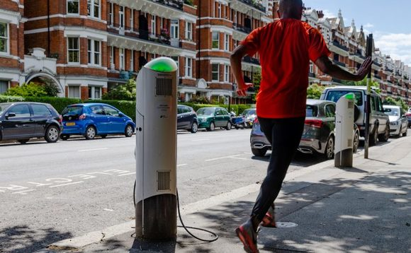 AstraZeneca said it is switching to electric vehicles in a bid to boost air quality | Credit: Go Ultra Low