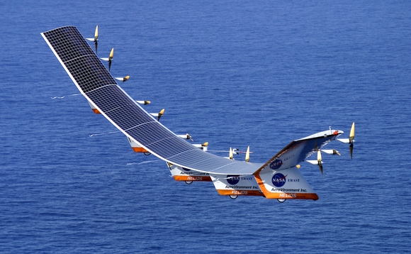 Solar powered flight remains some way off becoming a commercial reality | Credit: NASA