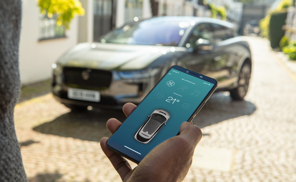 Havn and Jaguar Land Rover rev up all-electric chauffeur service