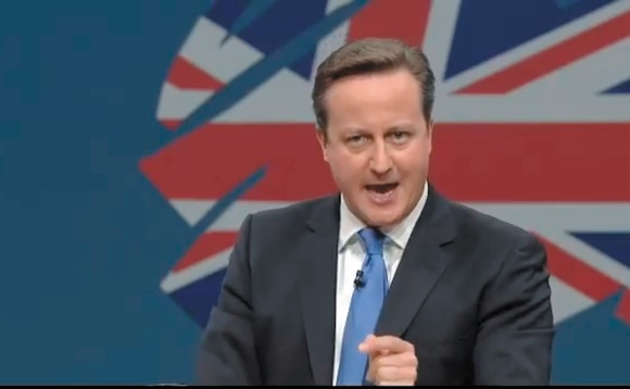 "Did David Cameron really sneer at ""green crap"" on energy bills?"
