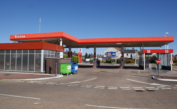 Total to equip 5,000 service stations with solar panels in next five years