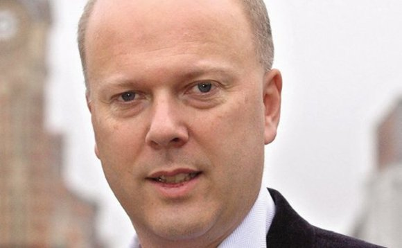 Can Chris Grayling be trusted to make his promised hydrogen trains run on time?