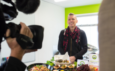 Ecotricity's Dale Vince to serve up vegan school dinners