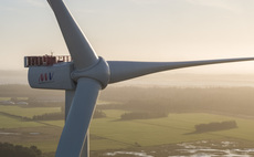 MHI Vestas V174-9.5MW turbine being tested at the Østerild National Test Centre in Denmark