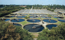 Sewage and waste water treatment produces methane which can be harnesses to heat homes | Credit: Thames Water
