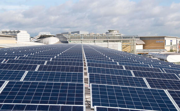 Solar savings: White Rose Shopping Centre cuts grid power demand by more than a fifth