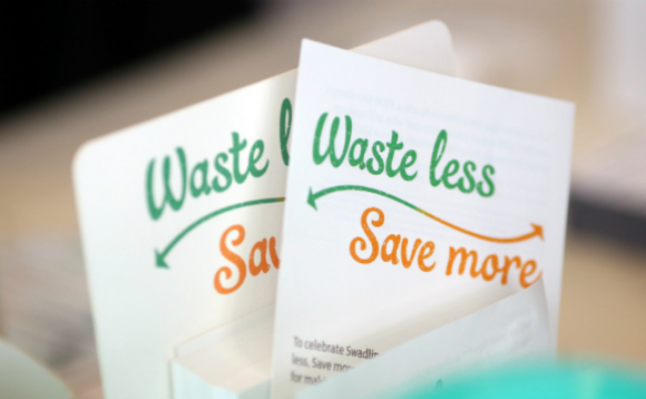Sainsbury's hits back at claims it has ditched food waste target