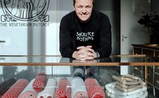Vegetarian Butcher chief executive Hugo Verkuil | Credit: Unilever