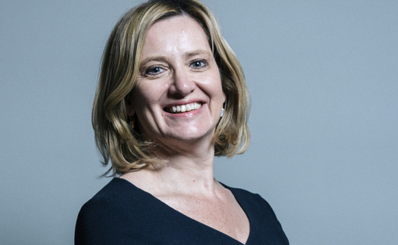 Amber Rudd, the former energy and climate change secretary, is opposing plans for a solar farm in her local constituency |  Credit: Chris McAndrew