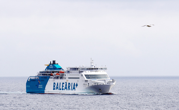 Spanish ferry operator jumps aboard shipping carbon credit scheme
