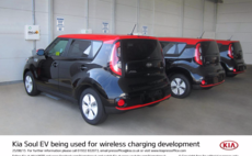 Kia Soul selected for US wireless charging study