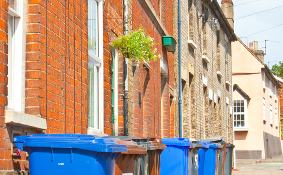 UK household recycling stats: At a glance