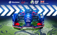 Electric racing pioneers partner with COP26 to accelerate EV revolution