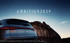 'Individual mobility without emissions': Mercedes-Benz unveils Ambition2039 and sets sights on carbon neutral fleet