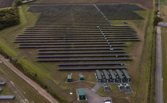 Clayhill was the UK's first solar farm to be built without government subsidy
