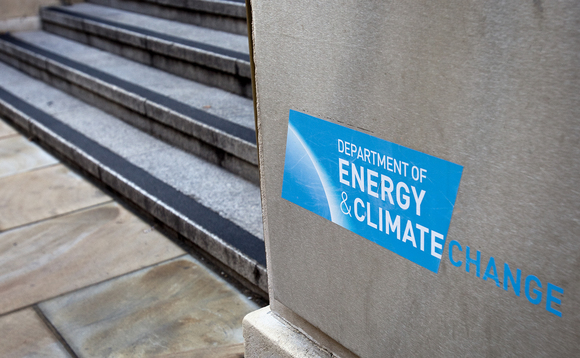 DECC underlines carbon-cutting objectives in new five year plan