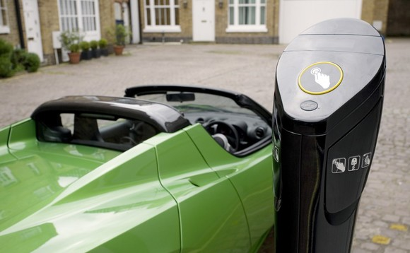 Could electric car chargers one day help keep the World Cup on your TV?