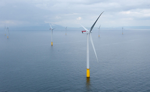 UK installs record levels of new offshore wind capacity in 2018