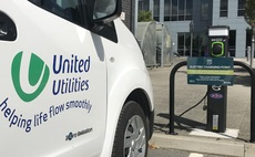 United Utilities rolls out 10-year green fleet plan