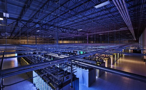 Five of Google's data centre sites worldwide are now running at or near 90 per cent carbon-free power, it claims | Credit: Google