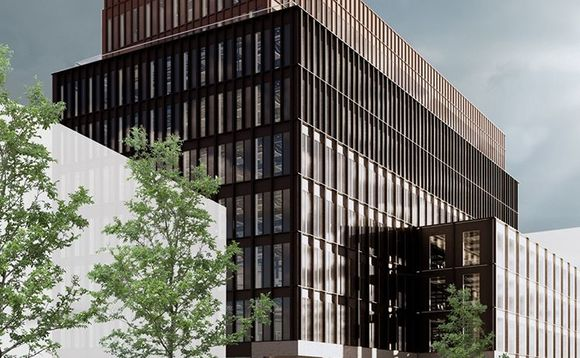 The Forge is an office development near London Bridge