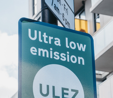 'So far off track': UK air pollution data prompts court action warning