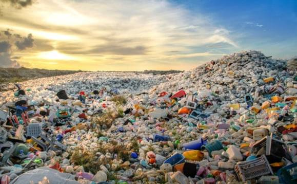 Plastic waste has become of the world's most pressing environmental crises