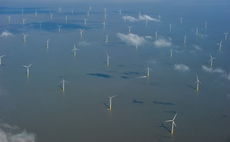 Where the wind blows: interactive map reveals 'real time' offshore wind power