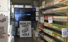 Mobile plastic-free supermarket opens in the Netherlands
