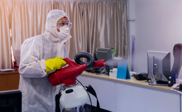 Five things businesses should know about green cleaning during the COVID-19 pandemic