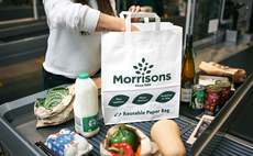 Morrisons aims to ditch plastic 'bags for life' as it unveils paper bag trial