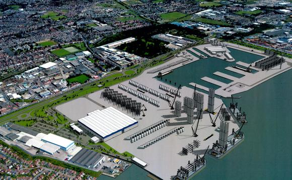 Green Port Hull aims to become a global centre in renewable energy