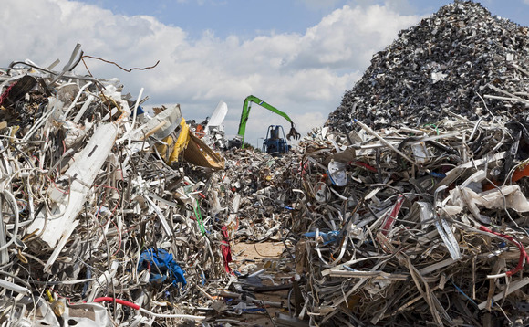Electronic waste contains reams of valuable metals such as gold, copper and aluminium