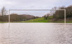 Floods and storms are set to take an increasing toll on professional and amateur sports alike in the coming years