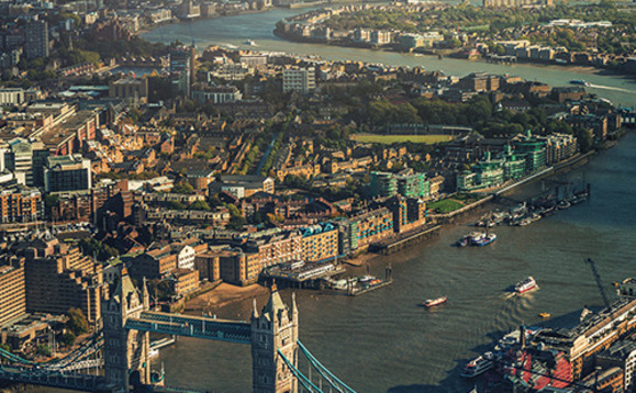 London is aiming to become a zero carbon city by 2030