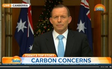 Scrapping carbon tax helped women, says Tony Abbott