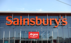 Sainsbury's, which also owns Argos, plans to reduce emissions to net zero in 20 years