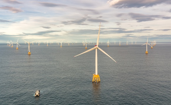 The government wants to have 40GW of offshore wind capacity by 2030
