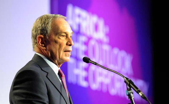 Michael Bloomberg is the new UN special envoy on climate change | Credit: Government ZA