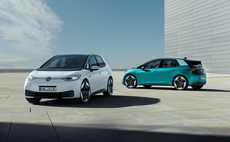 Volkswagen's ID.3 is one of numerous EV models launching to market in 2020 | Credit: Volkswagen