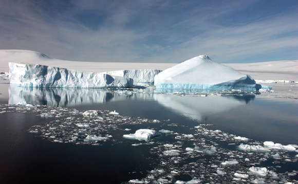 Ice melt is accelerating rapidly and causing sea level rise