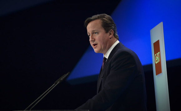 "Cameron offers £45m funding boost for climate-tackling ""internet of things"""