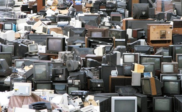 E-waste poses an under-reported environmental threat