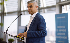 Sadiq Khan pledges 170,000 London green jobs in mayoral re-election pitch